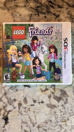 Lego friend Nintendo 3DS for Sale in Annandale, VA