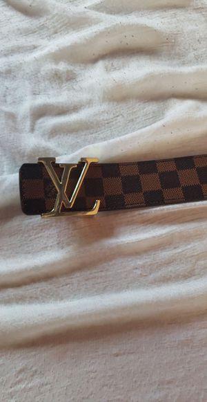 lv belt for Sale in Washington, DC