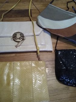 Lot Of Four Vintage Purses for Sale in Portland,  OR