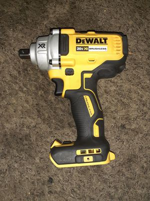 Dewalt 1/2 inch impact wrench tool only for Sale in Victorville, CA