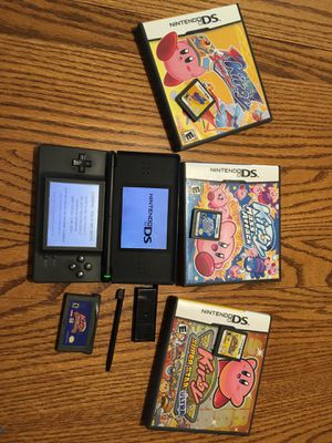 Kirby Nintendo DS 4 Pack! for Sale in Delaware, OH