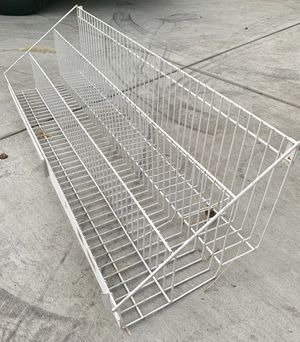 Metal 4Ft Utility shelf for Sale in Los Angeles, CA