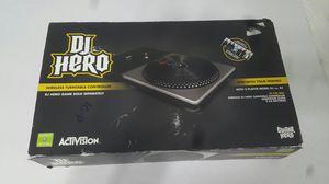 DJ HERO TURNTABLE CONTROLLER FOR XBOX 360 for Sale in Miami Gardens, FL