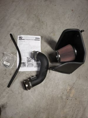 K & N Cold Air Intake 2016-2018 Chevy/GMC for Sale in Scottsdale, AZ