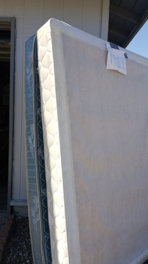 full size mattress & box spring for Sale in San Diego, CA
