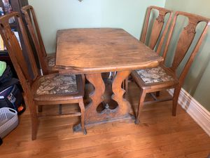 Kitchen table for Sale in North Bergen, NJ