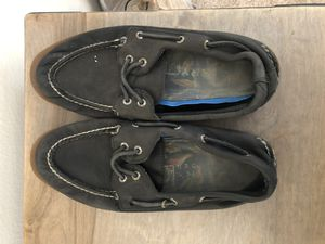 Genuine Sperry navy blue men's shoes size 10 for Sale in Costa Mesa, CA