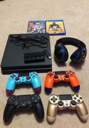 Sony Playstation 4 Slim 1TB for Sale in Asheville, NC