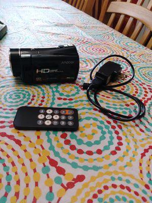 Video camara nueva con control remoto for Sale in Hialeah, FL