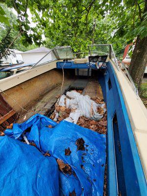 Century boat inside for Sale in Reynoldsburg, OH