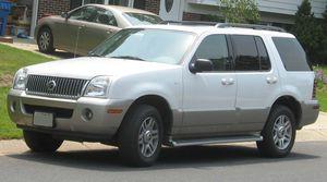 04 Mercury Mountaineer for Sale in Cumberland, VA