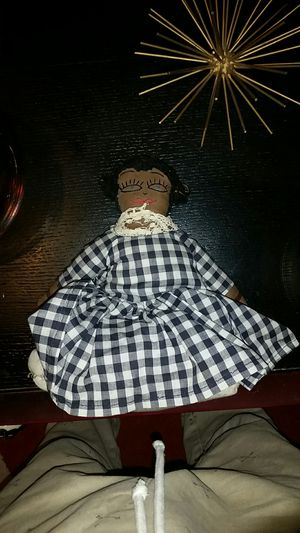 Antique black doll for Sale in Denver, CO