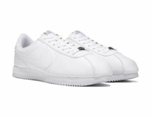 Nike Cortez all white for Sale in Los Angeles, CA