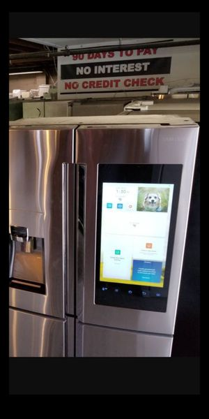 🐸Affordable sale Refrigerator washer dryer stack 90 days warranty(tel 2*06🍉5-0*3-*8625*financing available🐟🐝21639 pacific hwy des moines wa/ for Sale in Seattle, WA