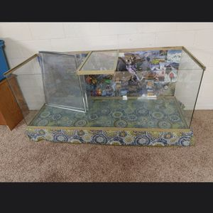 Enclosure/ Aquarium about 150gal. for Sale in Portland, OR