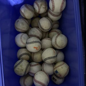 37 Baseballs used In Youth Games. for Sale in Placentia, CA