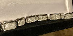 Diamond bracelet for Sale in Manchester, CT