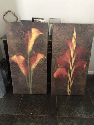 Painted pictures for Sale in Peoria, AZ
