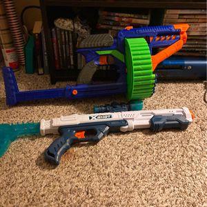 NERF GUN XShot Toy Gun for Sale in Fullerton, CA