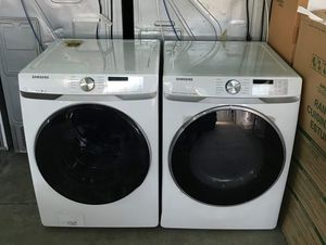 New Samsung washer and dryer for Sale in Montclair, CA