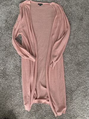 Light pink cardigan - size xs for Sale in North Olmsted, OH