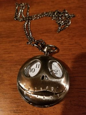 Nightmare before Christmas Pocketwatch for Sale in Belleville, IL