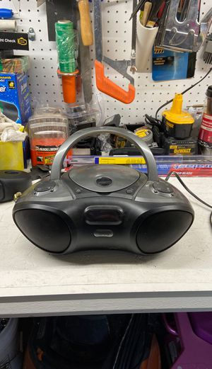 ilive Boombox CD player for Sale in Mount Prospect, IL