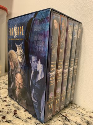 FARSCAPE SEASON 4 for Sale in Forest Heights, MD