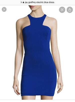 Jay Godfrey Electric Blue Dress for Sale in Miami, FL