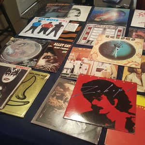 CLASSIC ROCK 1960S -1980S Record Collection 32 Records for Sale in Spring Hill, FL