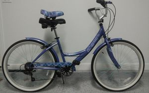 Bayside Kent 26 cruiser bike 7 speed aluminum female like NEW!!! for Sale in Winter Garden, FL