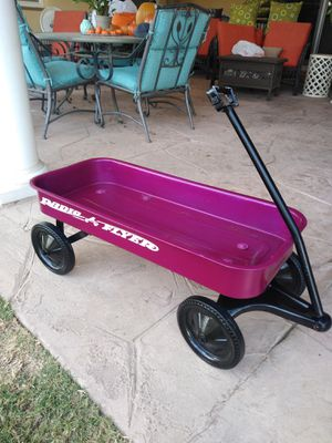 Radio Flyer Wagon for Sale in Fresno, CA