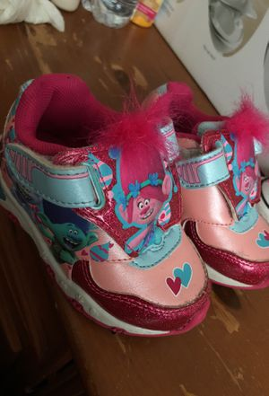 Trolls shoes 6c for Sale in Charlotte, NC