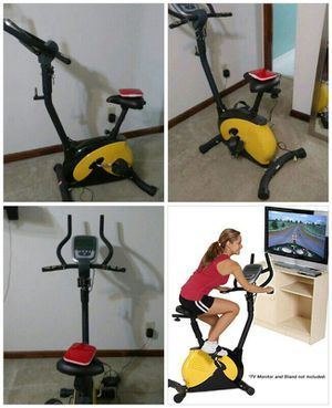 Game Rider Exercise Game Bike with Interactive Workout for Sale in Atlanta, GA