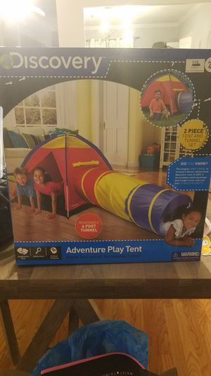 Discovery adventure tent for Sale in Orangeburg, NY