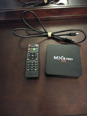 MXQ 4K Video Streaming for Sale in Jacksonville, FL