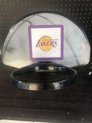 Lakers basketball hoop for Sale in Compton, CA