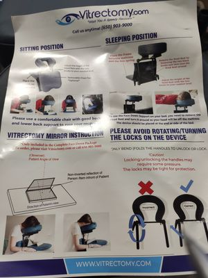 Vitrectomy tabletop message equipment for Sale in Tempe, AZ