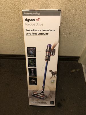 Dyson vacuum V 11 torque drive for Sale in Los Angeles, CA