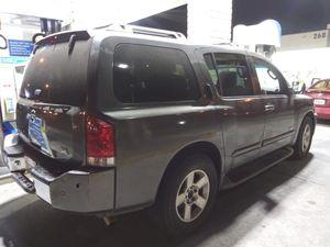 2006 Nissan Armada SE for Sale in LAKE MATHEWS, CA