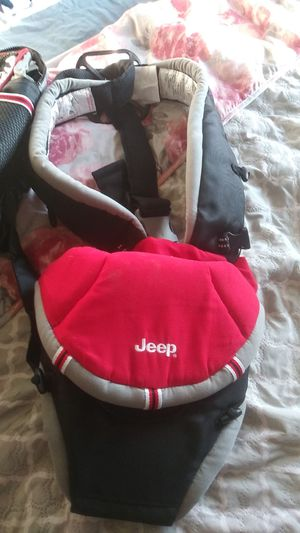 Jeep baby carrier for Sale in Litchfield Park, AZ