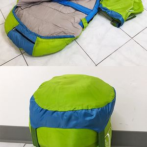 New $15 Camping Sleeping Bag Waterproof Indoor & Outdoor Hiking Lightweight w/ Portable Bag for Sale in Whittier, CA