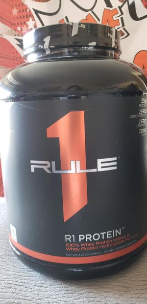 Never been open R1 protein for Sale in OH, US