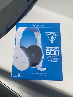 Ps4 headphones for Sale in Saint Paul, MN