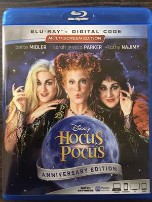 Hocus Pocus Blu-ray for Sale in Fontana, CA