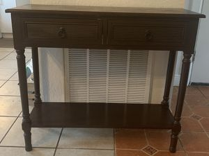 Console Table for Sale in Winter Haven, FL
