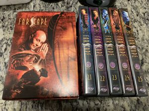 FARSCAPE SEASON 2 for Sale in Forest Heights, MD