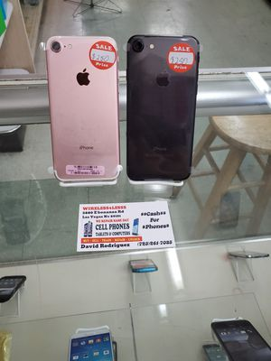 IPhone 7 Unlocked for Sale in Las Vegas, NV