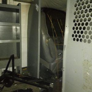 GMC Savana cab divider for Sale in Villa Park, IL