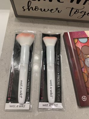 Makeup Brush & Palette for Sale in Medfield, MA